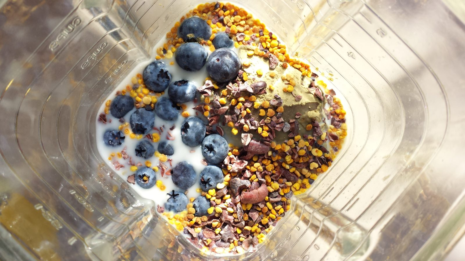 ChocoBlue Smoothie