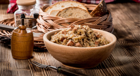 Bigos – Polish Hunter's Stew