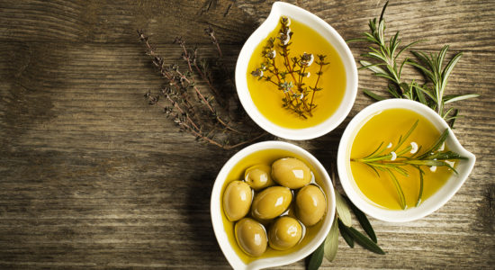 Olive Oil – Ancient Antioxidant
