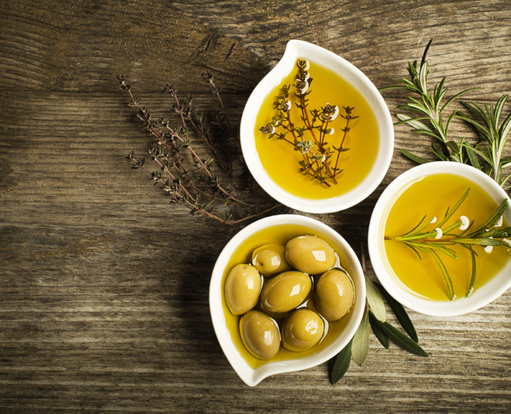 Olive Oil - Ancient Antioxidant