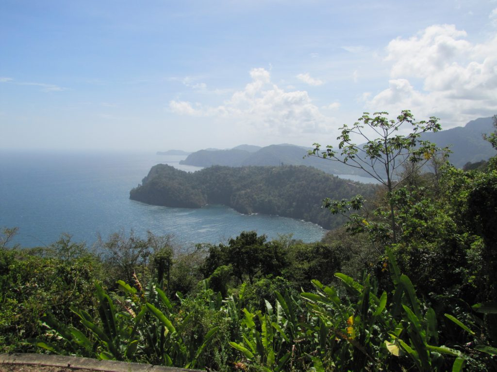 Trinidad - view point