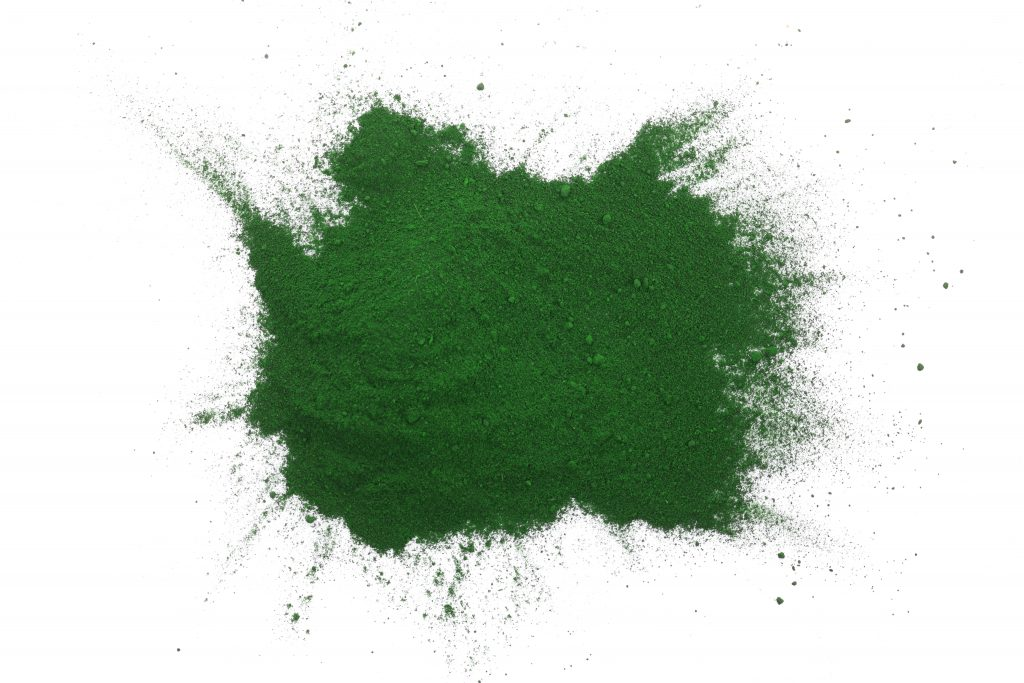 Spirulina powder - superfood