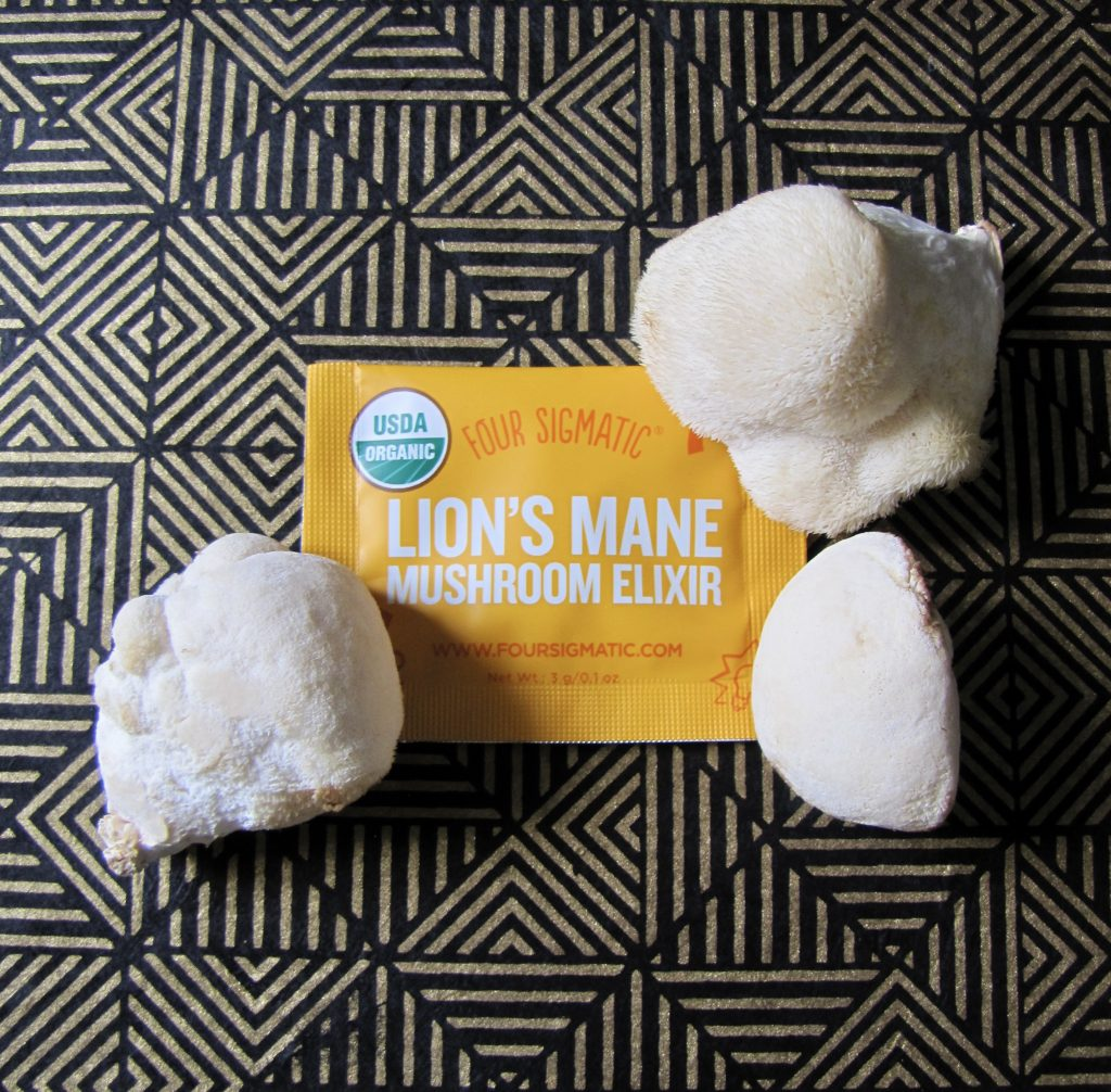 Lion's Mane Four Stigmatic