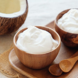 Organic Coconut Yogurt