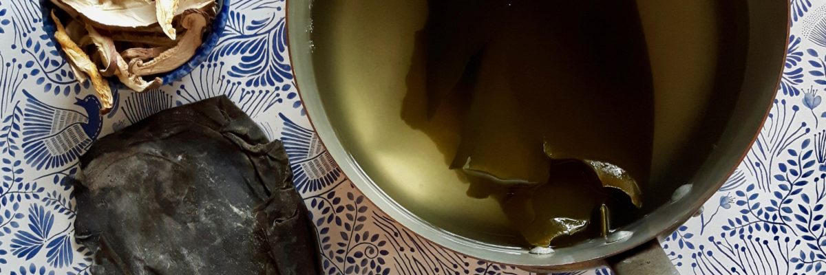 Vegan Dashi Stock