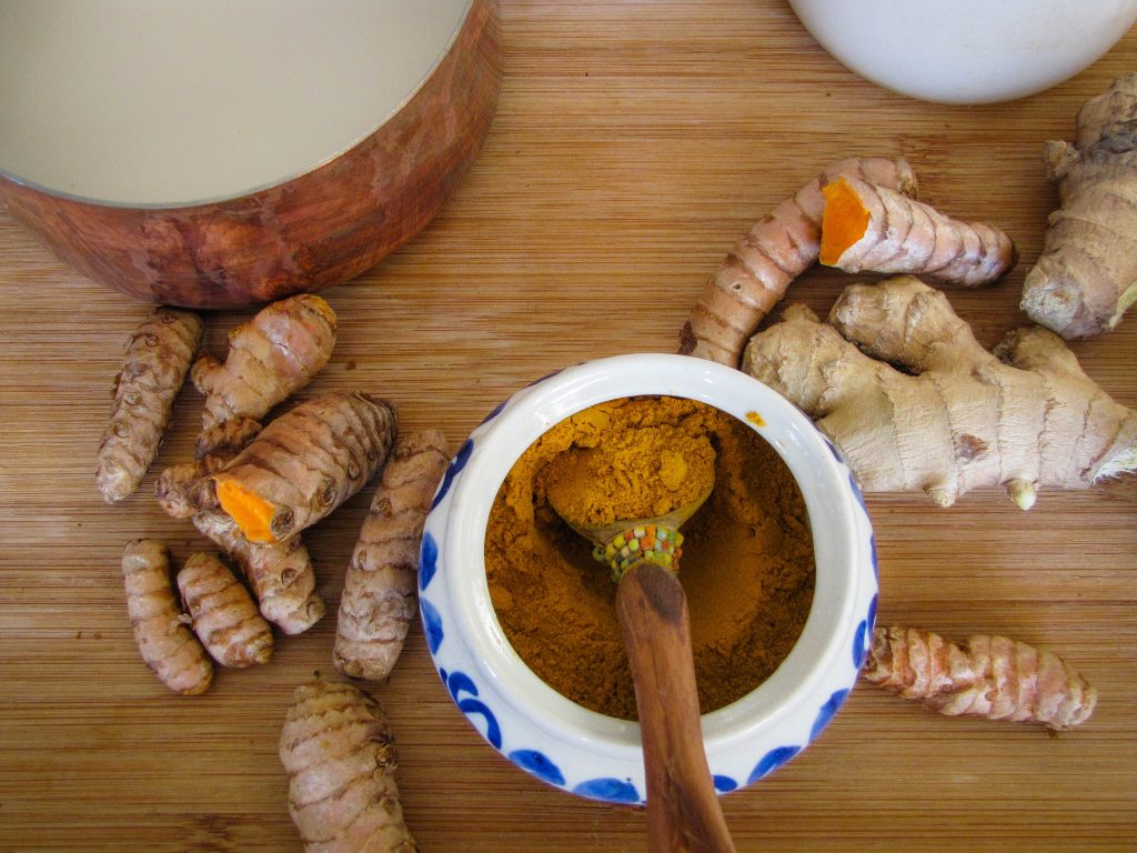 turmeric for golden milk