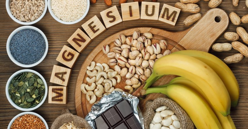 Magnesium - Health Benefits, Signs of Deficiency and Food Sources