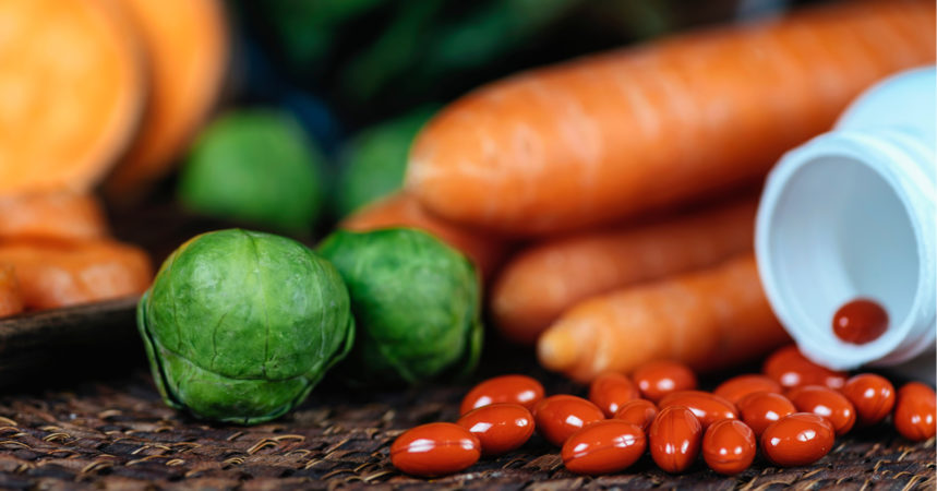 Lutein and Zeaxanthin containing vegetables