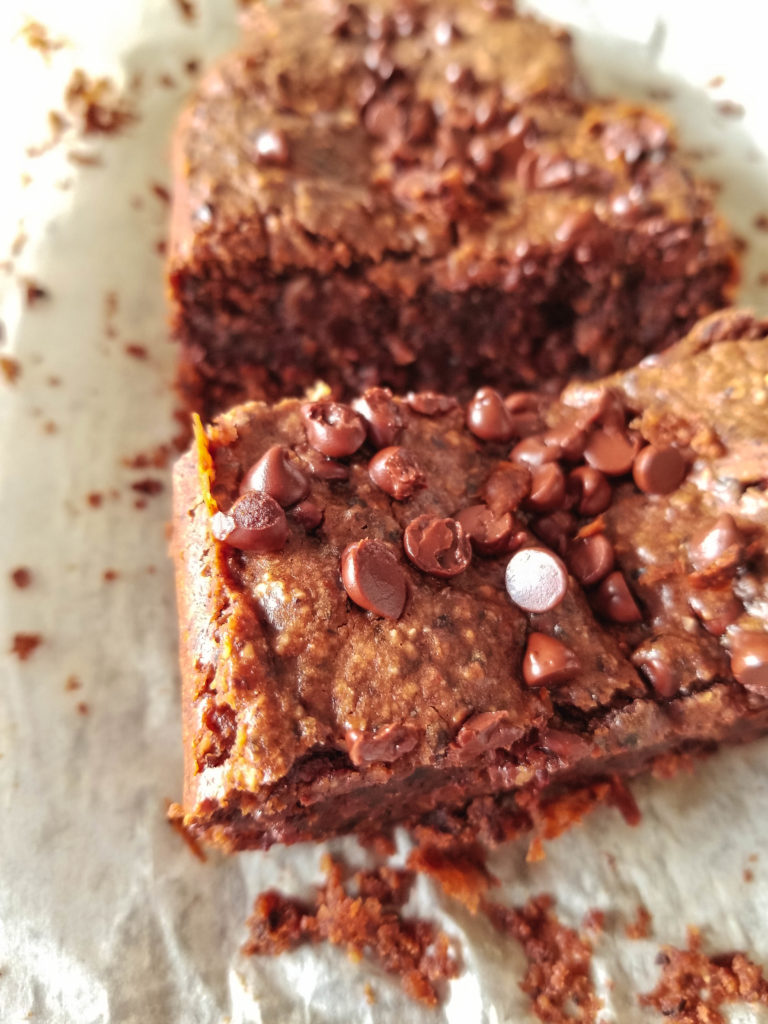 Black Bean Brownie - Gluten-free